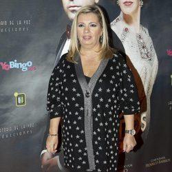 Carmen Borrego en el estreno de 'Grandes éxitos'
