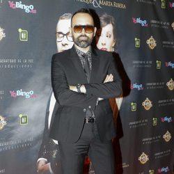 Risto Mejide en el estreno de 'Grandes éxitos'