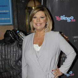Terelu Campos en el estreno de 'Grandes éxitos'