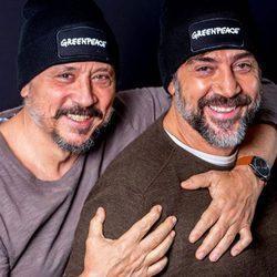Carlos Bardem y Javier Bardem comienzan un nuevo proyecto con Greenpeace
