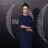 Nieves Álvarez en una cena organizada por Vogue