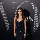 Hiba Abouk en una cena organizada por Vogue