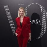 Anne Igartiburu en la cena organizada por Vogue