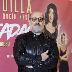 Javier Cámara en el estreno de la obra teatral 'Desatadas'