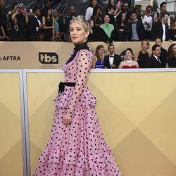 Kate Hudson en la alfombra roja de los SAG 2018