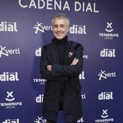 Sergio Dalma en la presentación de la XXII edición de los Premios Cadena Dial