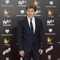 Antonio de la Torre en la alfombra roja de los Premios Feroz 2018