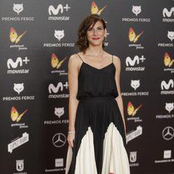 Malena Alterio en la alfombra roja de los Premios Feroz 2018