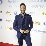 Roberto Leal ('OT 2017') posa en la premier de la 19 temporada de 'Cuéntame'