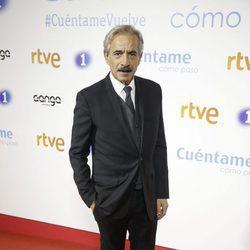 Imanol Arias en la premier de la 19 temporada de 'Cuéntame'