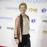 Ana Duato en la premier de la 19 temporada de 'Cuéntame'
