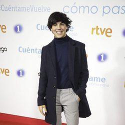 Oscar Casas en la premier de la 19 temporada de 'Cuéntame'