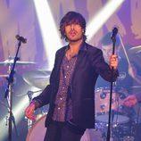 Adrián Roma durante el concierto de Marlon en Madrid