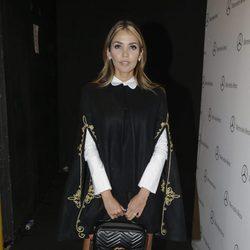 Rosanna Zanetti en el desfile de Andrés Sardá en Madrid Fashion Week otoño/invierno 2018/2019