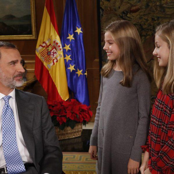 Los hermanos de Borbón y Grecia
