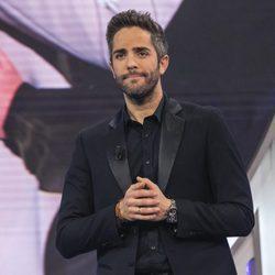 Roberto Leal en la gala de elección de Eurovisión de 'OT 2017'