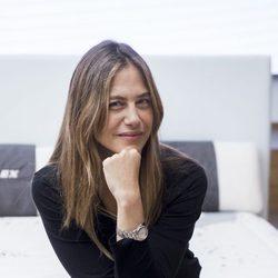 Martina Klein durante una presentación en Madrid