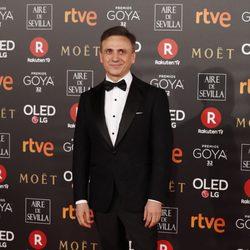 José Mota en la alfombra roja de los Premios Goya 2018
