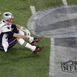 Tom Brady no da crédito a la victoria de los Eagles en la Super Bowl 2018