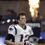Tom Brady, decepcionado por la derrota de los Patriots en la Super Bowl 2018