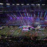 Justin Timberlake amenizó el intermedio de la Super Bowl 2018