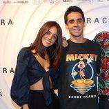 Macarena García y Javier Ambrossi en la premiere de la película 'Abracadabra'