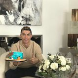 Cristiano Ronaldo celebra su 33 cumpleaños