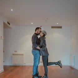 Laura Escanes y Risto Mejide en su nueva casa