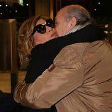 Terelu Campos saluda a José Carlos tras su viaje a Chile con 'Las Campos'