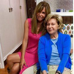 Lara Dibildos junto a Laura Valenzuela