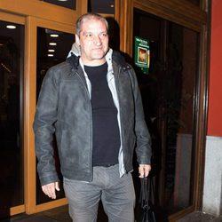 Gustavo González en la fiesta del 36 cumpleaños de Kike Calleja