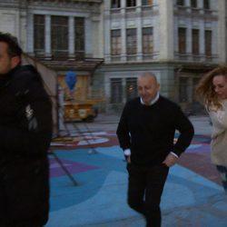 Rocío Carrasco y Fidel Albiac acuden al musical de Rocío Jurado