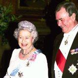 La Reina Isabel y Enrique de Dinamarca