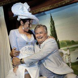 Enrique de Dinamarca con una cabaretera