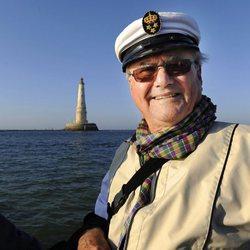 Enrique de Dinamarca a bordo del Dannebrog