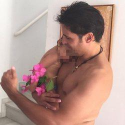 Francisco Rivera y su hija Carmen en San Valentín 2018