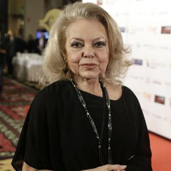 Mayra Gómez, fotografiada en un evento