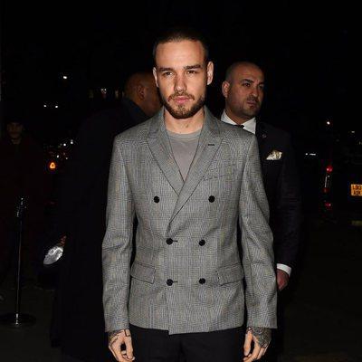 Liam Payne en la fiesta de Vogue tras los BAFTA