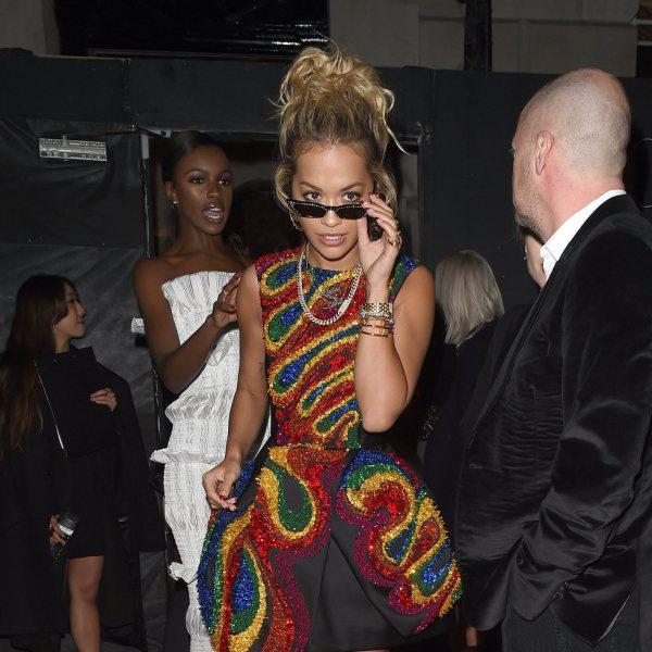 Famosos en la fiesta de Vogue tras los BAFTA