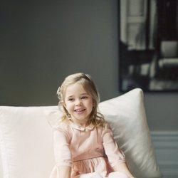Leonor de Suecia celebra su cuarto cumpleaños