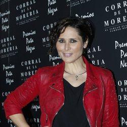 Rosa López asiste a los Premios Pata Negra 2018