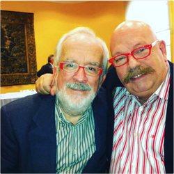 José María Íñigo y Antonio Fraguas Forges