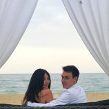 Louis Ducruet y Marie Chevallier, muy enamorados tras anunciar su boda