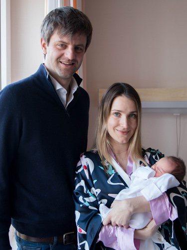 Ernesto Augusto de Hannover y Ekaterina Malysheva presentan a su primera hija Elisabeth