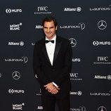 Roger Federer en los Premios Laureus 2018