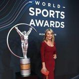 Nadia Comaneci en los Premios Laureus 2018