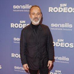 Javier Gutiérrez en la premier de la película 'Sin Rodeos'