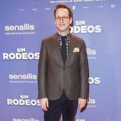 Joaquín Reyes en la premier de la película 'Sin Rodeos'