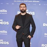 Jorge Cremades en la premier de la película 'Sin Rodeos'