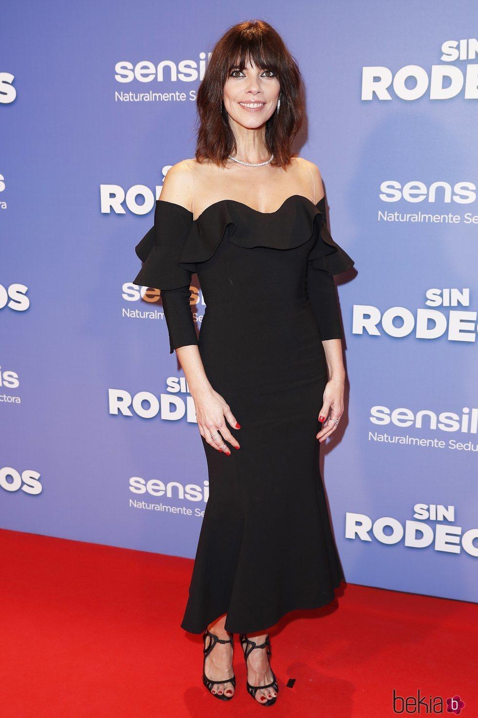 Maribel Verdú en la premier de la película 'Sin Rodeos'